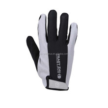 Touch screen riding gloves for man and women