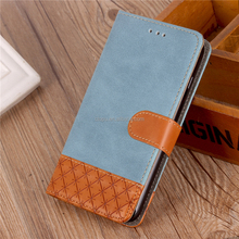 Magnetic Flip Cover Stand PU Leather Case For LG K10(2017)