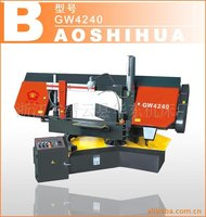 GW4240 Angle cutting band sawing machines