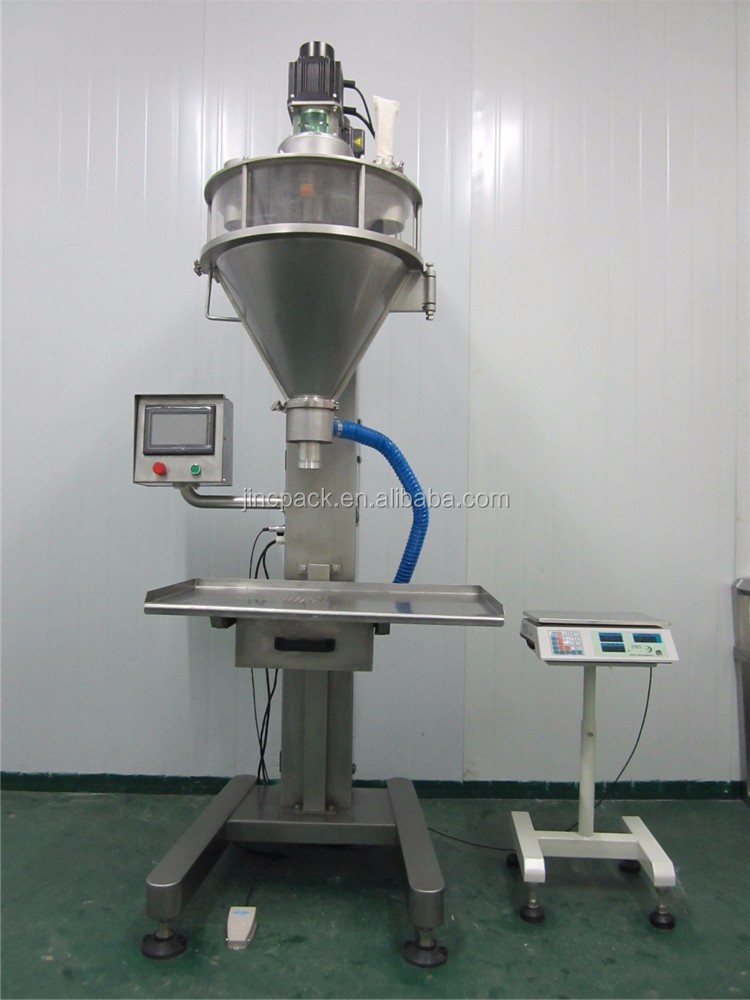 Sugar packing machine cinnamon Powder packing machine for spices