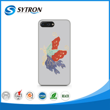 Hot Selling Customed Cellphone Case Embroidery Design for iphone 7 Shell Case
