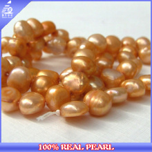 LP-01030 China factory bulk wholesale loose golden south sea pearls
