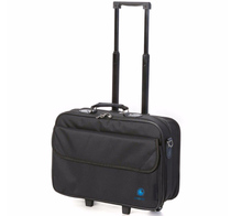SALE Cabin Laptop cases Trolley Business Exec Hand Luggage Bag With Wheel Black