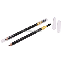 No MOQ Your Brand Printed Private Label Eyebrow Duo Blender Pencil