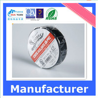 Black Vinyl Electrical Tape/3M PVC insulation Tape