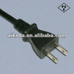 Japan PSE power cords with power plug