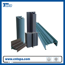 Colorful 6060 T5 Extruded Aluminum Profile for Windows and Doors