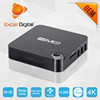 Android 5.1 Lollipop 1GB 8GB 2.4Ghz wifi H.265 Amlogic S905 EM95 Android TV Box with Kodi 15.2/16.0