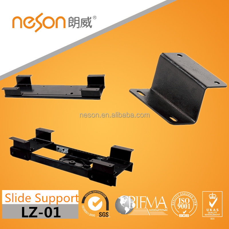Neson metal office furniture Support applies to desks with body transom under the board