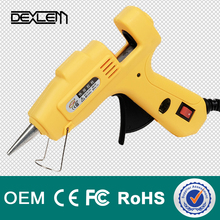 DELE Hot Sale NL-310 Corian Hot Melt Cordless Glue Gun 20W Stick Easy Using