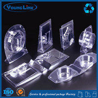 Professional Customized Plastic Clear Transparent Clamshell