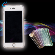 Factory Hot sale Incoming Call led Light flash phone Cases for mobile rock