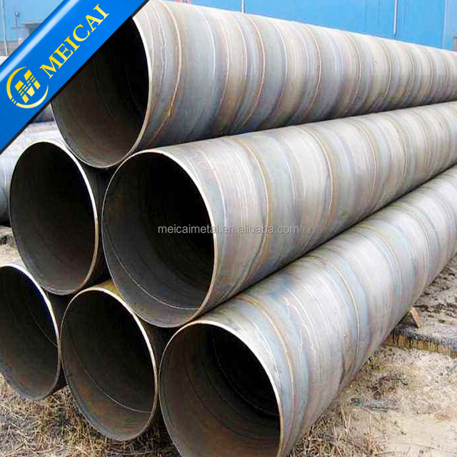 kinds of spiral ssaw steel pipe dimensions