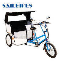 china auto rickshaw passengers tricycle with strong power