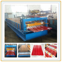 Automatic light steel door frame cold roll forming machine with high quality