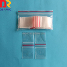 LDPE apple mini zip lock bags/mini zip bags