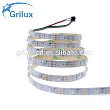 pixel dmx rope lighting supplier 5050 digital rgb led strip ws2812 with great price