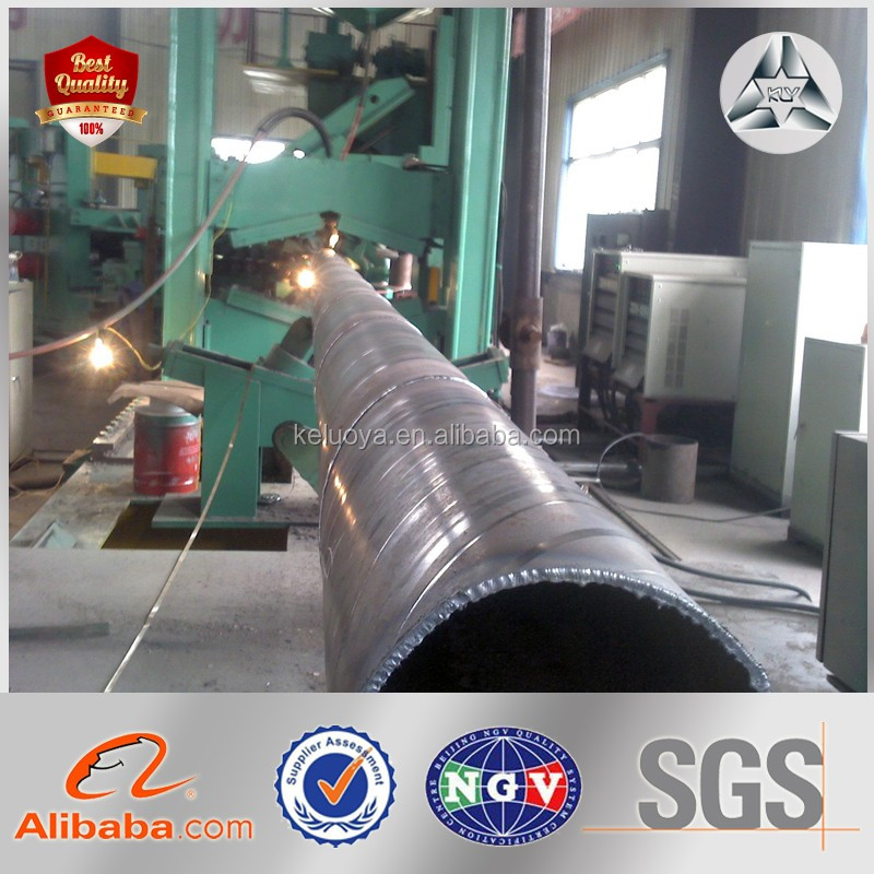High quality Spiral Seam Submerged ARC Welded Pipe