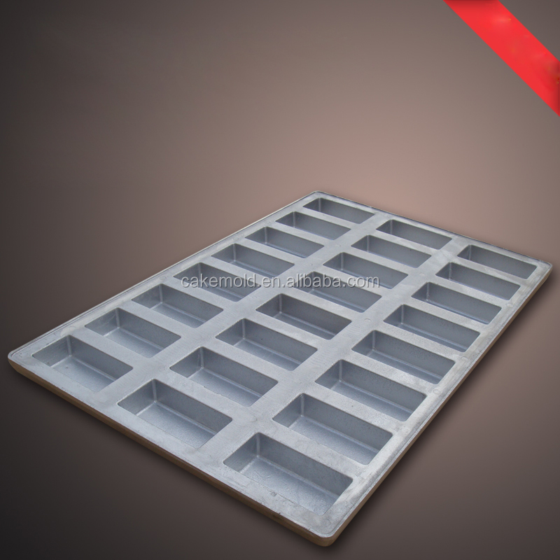 Our Patented Aluminum Silicone Alloy 24 Cup Mini Muffin Cupcake Baking Trays
