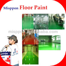 Misppon Water Based Epoxy Floor Paint