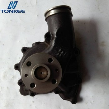 6SD1 engine water pump EX300-3 EX300LC-3C 6SD1T water pump
