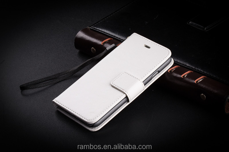Slim Leather Cover Case Phone Wallet Stand Magnetic Card Holder Slot Flip Case for iPhone 4 4S 5 5S 5C 6 6 Plus