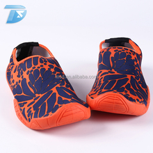 2017 newest soft unisex fitness running yoga shoes sock shoes football