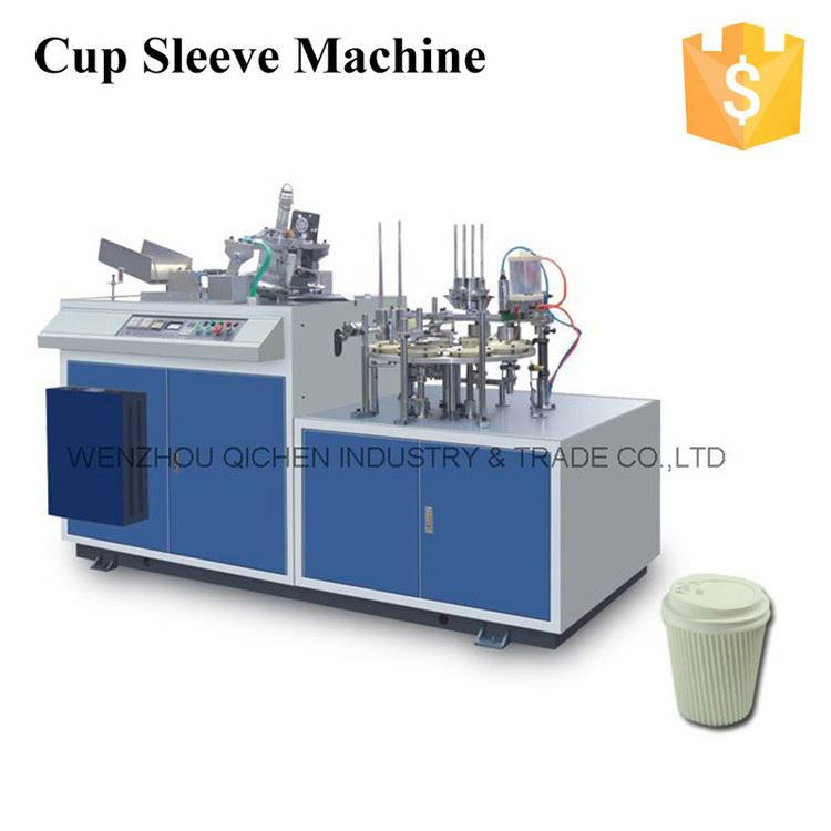 New product OEM design automatic paper cup making machine for wholesale