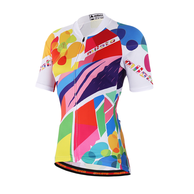 miloto brand <strong>specialized</strong> cycling jersey sublimated printing any logo with polyester fabric