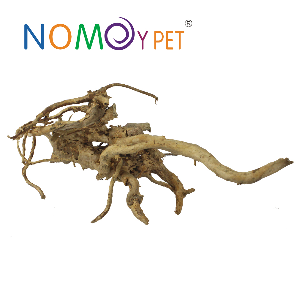 Nomo Driftwood sinking spider wood for fish aquarium freshwater tropical reptile