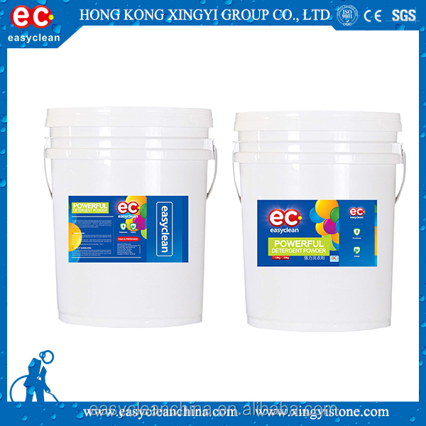 high foam OEM made washing powder detergent