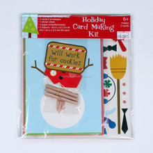 DIY Greeting Card Holiday Card making kit