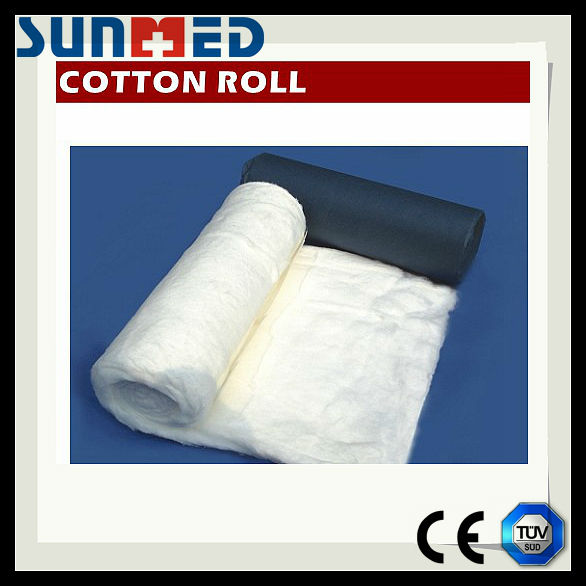 High Quality Absorbent medical cotton wool