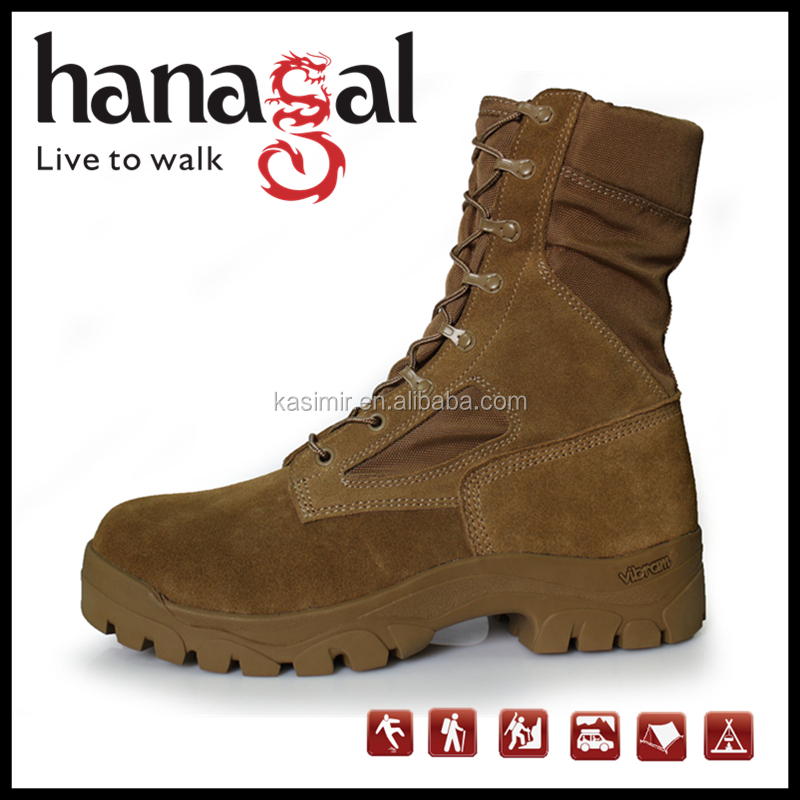 Mens Coyote Combat Dubai Army Military Boots