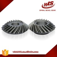 Strict Quality Control Truck Or Tractor Conical Steering Bevel Gear Forged Bevel Gear