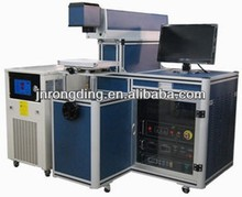10W 20W Fiber Laser Marking Machine for Metal surface/metal coating/pen manufacture with CE