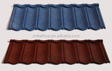 Stone Coated Metal Roof Tile, Stone Coated Roof Tile, Ceramic Glazed Roof Tile