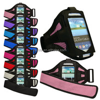 0.3mm neoprene adjustable armband for iphone 5 5s