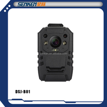 Senken HD WiFi option police body video Camera built-in GPS night visual