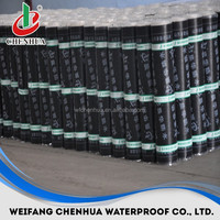 China cheap building material SBS modified waterproofing asphalt roof sheet