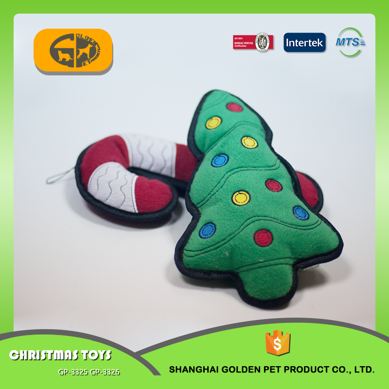 Cute gift christmas toys for pet