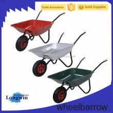 Mail order Galvanised cheap garden wheel barrow