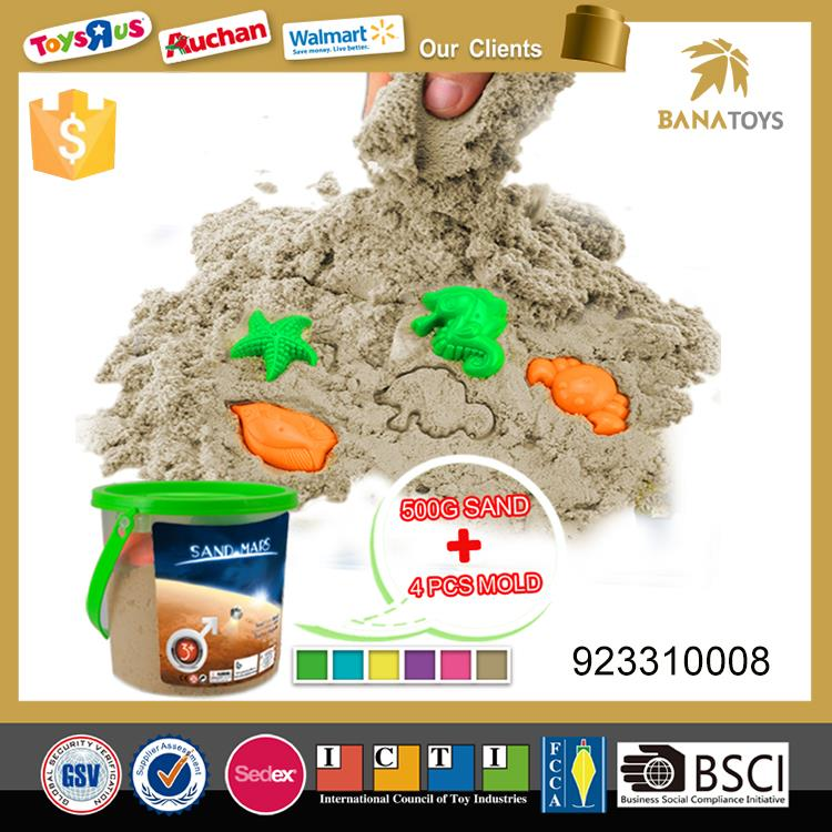 2017 trending products magic color play sand for <strong>kids</strong>