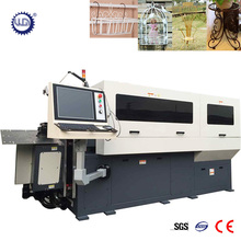 CNC 3D Metal Wire Bending Forming Machine