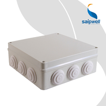 Saipwell 200*200*80mm IP65 ABS CE Waterproof Electrical Junction Box