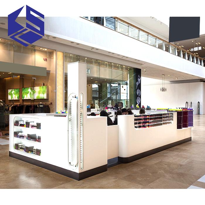 Fancy Mall Nail Salon Bar Kiosk Equipment For Manicure Sale - Buy ...