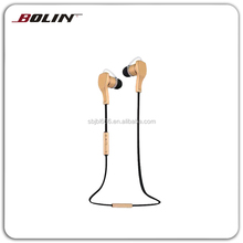 Sweat-proof Sports V4.1 Wireless Bluetooth Earphone with Microphone and aptX for Mobile