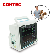 March Only!CONTEC CMS6000-VET Vital Signs patient monitor veterinary clinic medical equipment