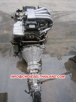 Nissan ZD30 Used Diesel Engine