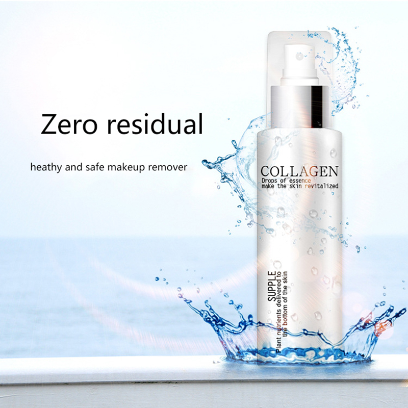 Super skin care makeup remover moisture spray